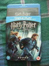 Harry Potter And The Deathly Hallows Part 1 - Triple Play ***NEW SEALED***