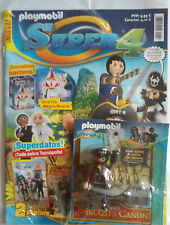 Pirata con brazo de cañón (Revista nº 3 + Figura Exclusiva) Playmobil Super 4