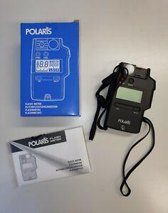 Polaris Flash Meter Belichtungsmesser inkl. Anleitung & Verpackung