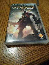 God of War: Ghost of Sparta (Sony PSP, 2010) complete tested