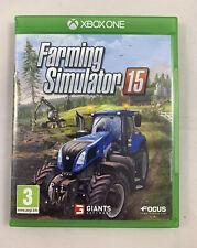 Farming Simulator 15 (Xbox One), , Used; Very Good Game PAL