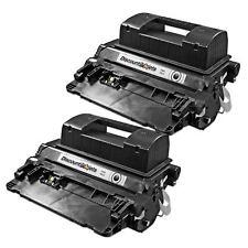 2 CE390X 90X Black Print Toner Cartridge for HP LaserJet Enterprise 600 M603dn