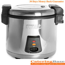 Buffalo 6 Litre Commercial Rice Cooker @Ideal for Restaurant/Take Away/Pub/Hotel