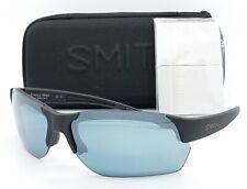 NEW Smith Envoy Max sunglasses Black Platinum ChromaPop Polarized $189 m flak xl