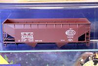 34' 2-Bay Offset Side Hopper Car Kit / New York Central / HO Scale 959-7