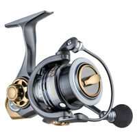 High Speed Spinning Fishing Reel 7.1:1 Freshwater Saltwater Right Left Hand Reel