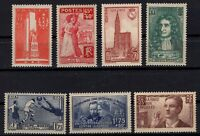 PP135357/ FRANCE STAMPS – YEARS 1938 - 1939 MINT MNH SEMI MODERN LOT – CV 131 $