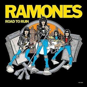 RAMONES - TO RUIN (REMASTER) NEW VINYL RECORD