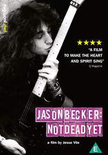 JASON BECKER - NOT DEAD YET - DVD - REGION 2 UK