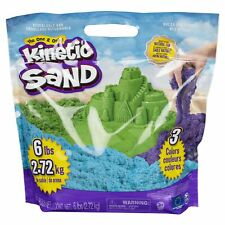 KINETIC SAND 6lb Colour Bag 'The Original Sand You Just Can't Put Down!'