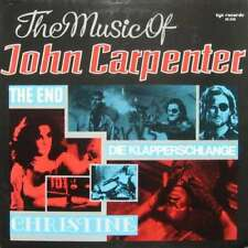 The Splash Band - The Music Of John Carpenter (L Vinyl Schallplatte - 123314