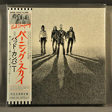 BAD COMPANY Burnin' Sky JAPAN Orig. 2007 Mini LP CD Gatefold WPCR-12545 - LAST 1