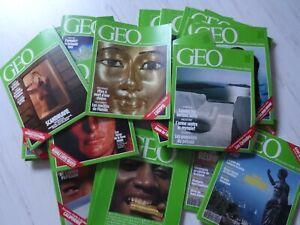 24 revues GEO