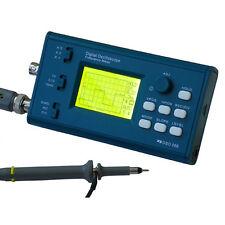 DSO068 DIY Oscilloscope Kit With Digital Storage Frequency Meter ATmega64 AVR Mi