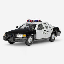 1999 Ford Crown Victoria Police 1:24 Model Car Diecast Gift Toy Vehicle Kids