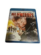 Age of Heroes (Blu-ray Disc, 2012)