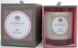 D Orsay Bois de Coton 190 g perfumed Candle / Duftkerze