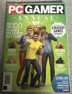PC Gamer Annual 2020 magazine NEW