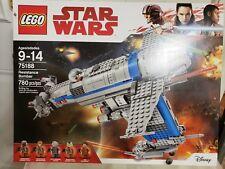 New Lego Star Wars 75188 Resistance Bomber Toy * Sealed Box* 780 Pcs Xmas