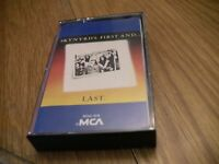 Lynyrd Skynyrd's First And Last Cassette Tape 1978