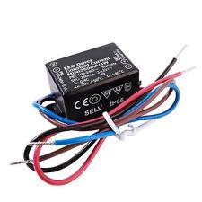 Trasformatore driver mini alimentatore luci led 4W da 3V a 12V IP65 input 220V
