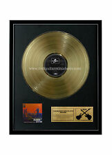RGM1045 Pink Floyd More Gold Disc 24K Plated LP 12""