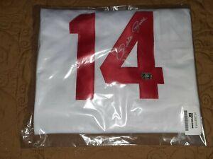 Pete Rose Signed Cincinnati Reds Jersey (Fiterman Sports Hologram)