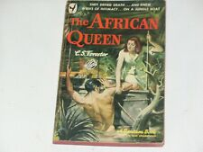 The African Queen, E. S. Forester 1949 Paper back, Bantum Books 2nd