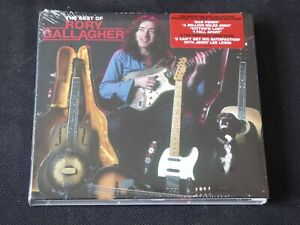 Rory Gallagher - The Best Of 2 x NEW SEALED CD 2020 TASTE BAD PENNY I FALL APART