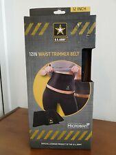 US Army Microban 12 Inch Waist Trimmer Belt. BNIB