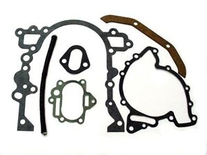 1966-1987 Buick GM Timing Cover Gasket Set kit 231 252 350 Small Block