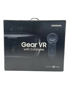 Samsung SMR324 Gear VR Headset with Controller - Black [C1]