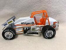 Action Mark Kinser #5m 1997 Wirtgen Winged Sprint Car 1:24