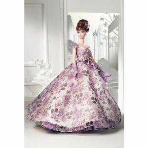 """Slikstone Barbie Collector """"Violette"""" Platinum Label VHTF, NRFB #J4254"""