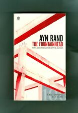 Ayn Rand THE FOUNTAINHEAD Objectivism Modernist Architecture Design NY City Life