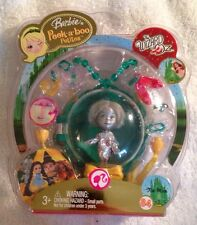Barbie Peek-a-boo Petites Wizard of Oz **Tin Man** #84 RARE HTF
