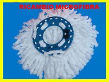 RICAMBIO mop rotante    Secchio Lavapavimenti Rotante.microfibra centrifuga