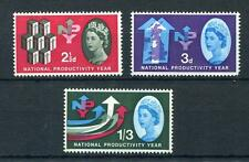 NPY PHOSPHOR SET UNMOUNTED MINT Cat £30