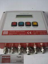 ROLAND electronic Doppelblech Detektor Steuerung R1000  I10 B-O  I 10 / B-O