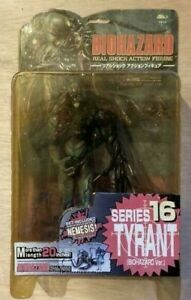 Resident Evil Tyrant Real Shock Action Figure BIOHAZARD SERIES 16 Moby Dick