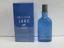 JAKE by HOLLISTER 1.7 oz (50ml) EAU DE COLOGNE SPRAY MEN SEALED NEW IN BLUE BOX