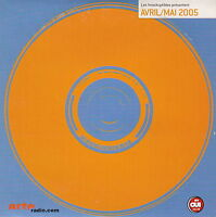 Compilation CD Les Inrockuptibles Avril/Mai 2005 - France (VG+/EX+)