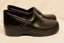 LL Bean Dansko sz US 9 / EU 39 Professional Clogs Casual Leather Shoes