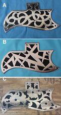 Metal guitar Pickguard fits Epiphone G400 scratchplate hand made SG