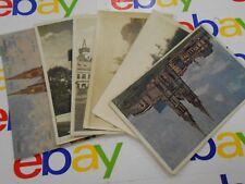 VINTAGE Czech Republic Postcards- Un-posted- Color & Black & White- Landmarks