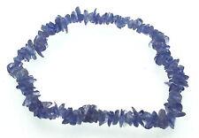 Tanzanite Gemstone Chip Crystal Bracelet