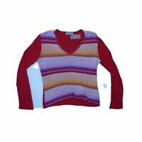Missoni Women's Long Sleeve Top M Colour:  Multi