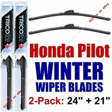 2003-2008 Honda Pilot Winter Wiper Blades 2-Pack - Snow Ice Cold - 35240/35210