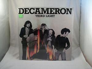 DECAMERON Third Light SEALED UK Orig 1975 Transatlantic 304 Near Mint vinyl
