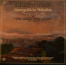 "OST - SOUNDTRACK - HEINO GAZE - INOUBLIABLE MELODIEN 12"" 2 LP (L373)"